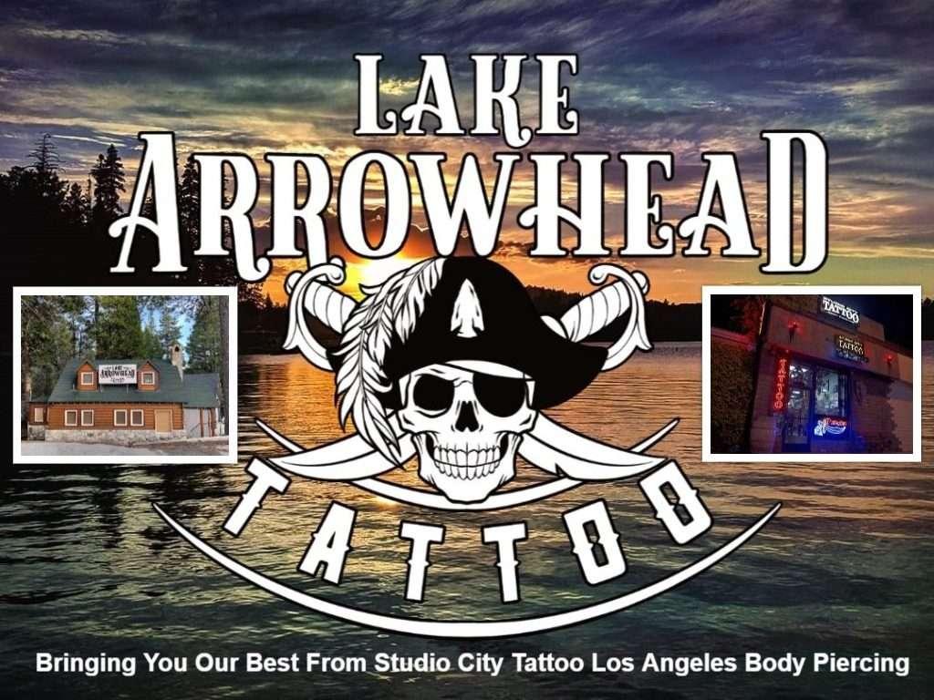 Lake Arrowhead Tattoo Studio City Tattoo