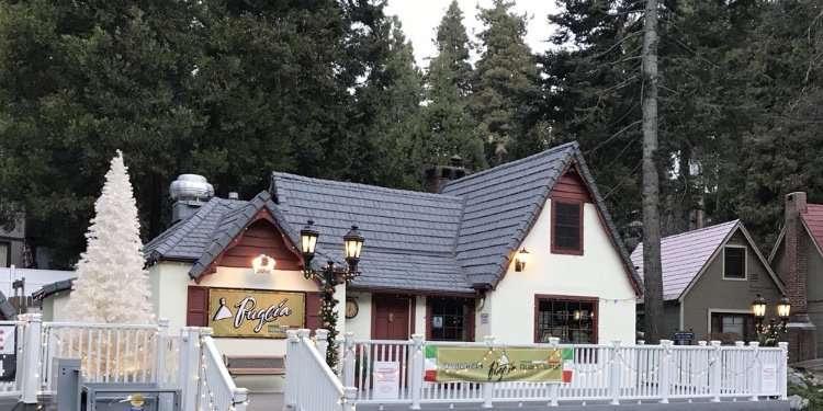 Puglia Italian Restaurant: Lake Arrowhead
