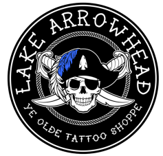 Lake Arrowhead Tattoo Ye Olde Tattoo Shoppe Retreat Body Piercing destination getaway in San Bernardino California