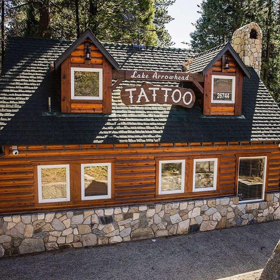 lake arrowhead tattoo