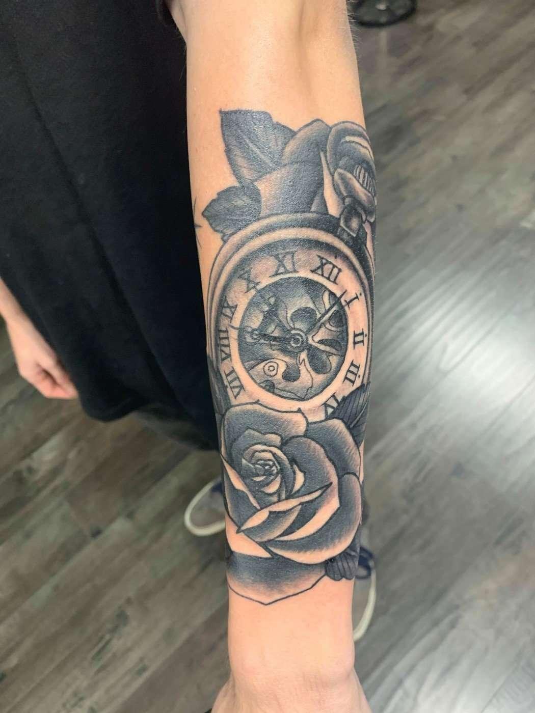 steve johns los angeles blackwork tattoo artist web